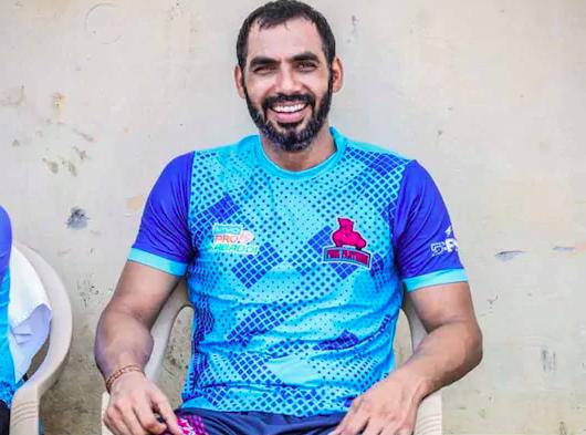 Anup Kumar retires