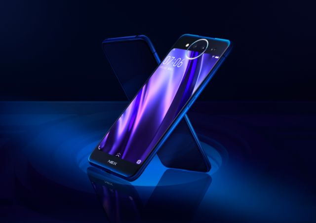 Vivo Nex Dual Display Edition launched