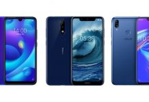 Xiaomi Mi Play vs Nokia 5.1 Plus vs Asus Zenfone Max M2
