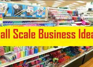 small scale businesses India