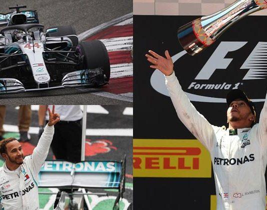 best races of Lewis Hamilton
