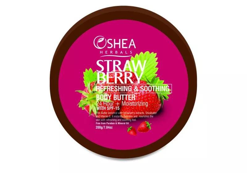 Oshea Herbals Body Butter