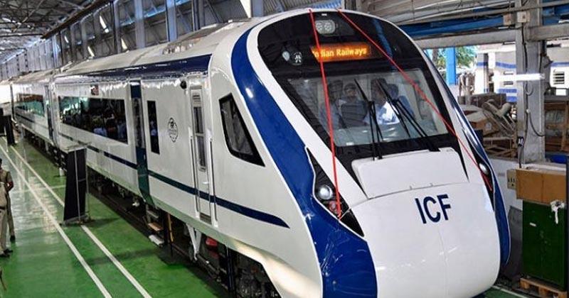 Varanasi to Delhi train
