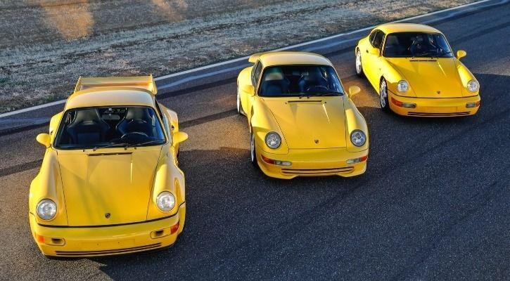 IMAGES COURTESY: GOODING Porsche