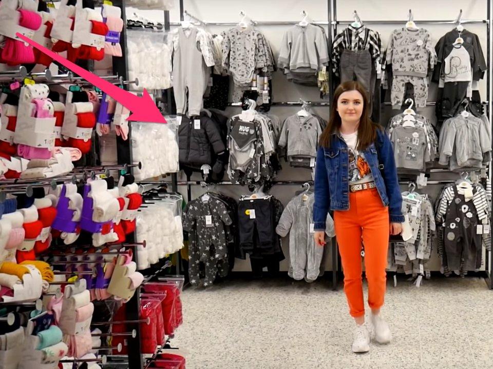 greyscaled aisle