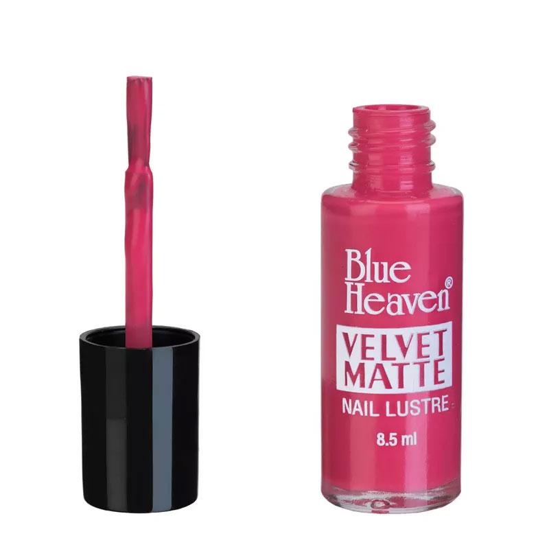 Blue Heaven nail polish