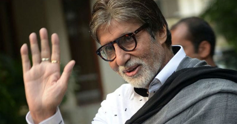 Mr Amitabh Bachchan