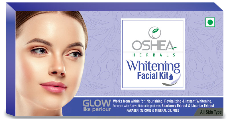 Oshea Whitening Facial Kit