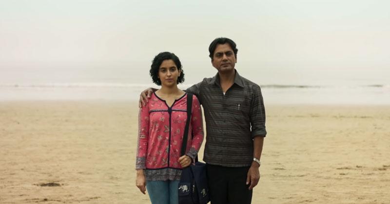 Nawazuddin Siddiqui and Sanya Malhotra