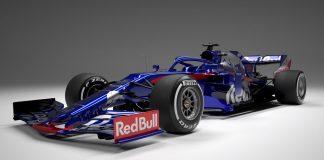 Toro Rosso 2019 F1 car