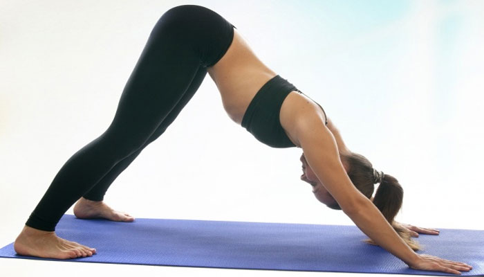 Adho Mukha Svanasana (Downward-Facing Dog Pose)