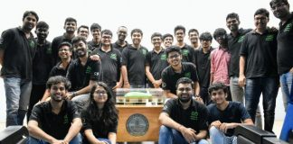 Avishkar Hyperloop IIT Madras