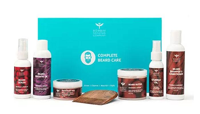 Beard Care Combo-face care gift for men