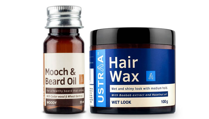 Beard Wax and Oil-face care gift for men