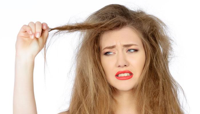 Dry Hair-Fix Hair Problems