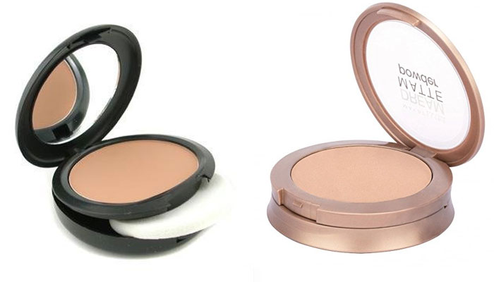 Face powder Travel Makeup Kit