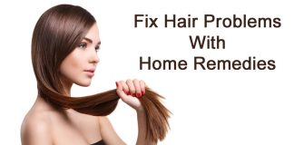 Fix Hair Problems
