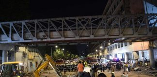 Mumbai bridge collapse