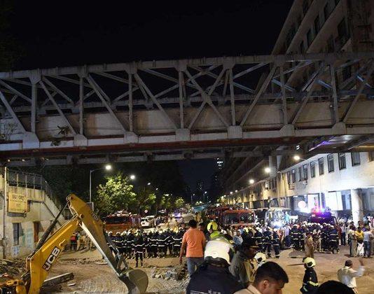 Mumbai bridge collapse