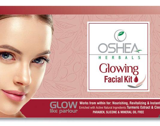 Oshea Herbals Glowing Facial Kit