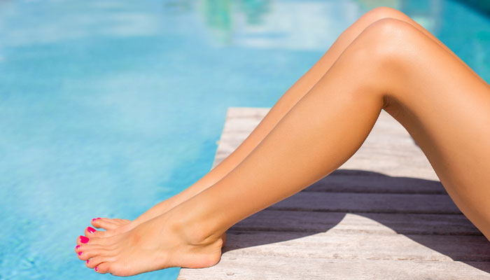 Smooth Legs - Olive Oil Benefits for Skin