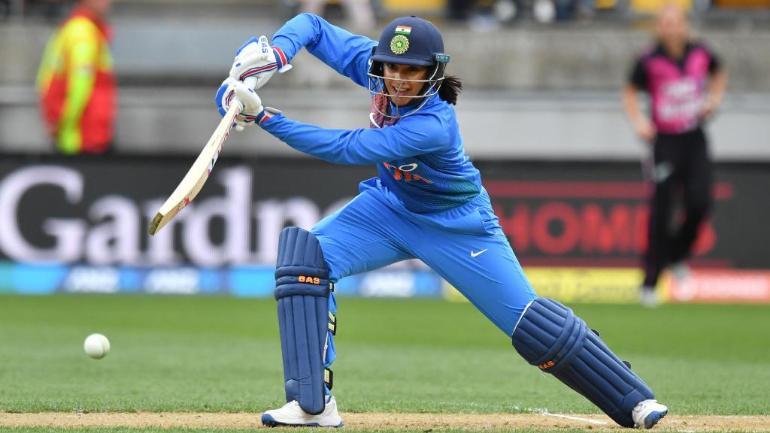 Smriti Mandhana's ICC T20 ranking