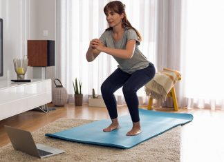 At-Home Workouts Videos