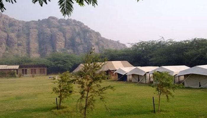 Camp Wild, Dhauj, Faridabad