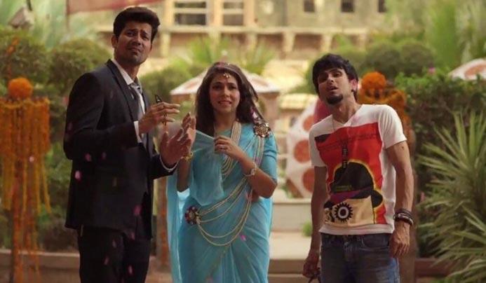 Chandan, Chitvan and Chanchal (Maanvi Gagroo)