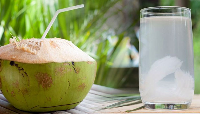Coconut Water | How to Cure Heat Stroke