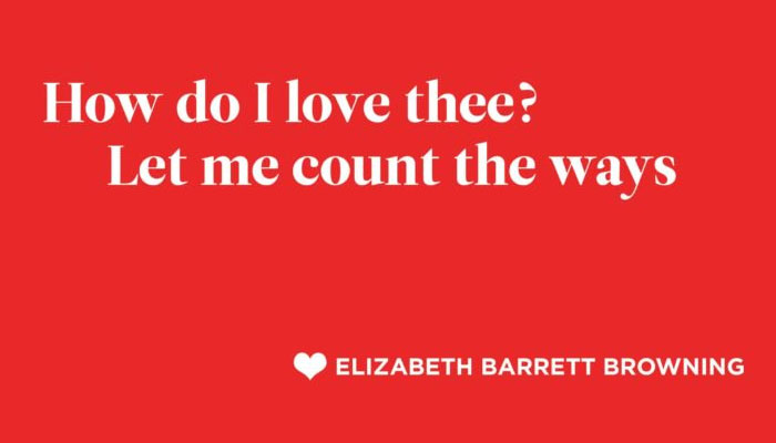 Elizabeth Barrett Browning Poetry