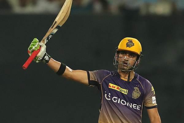 Gautam Gambhir - Kolkata Knight Riders - IPL