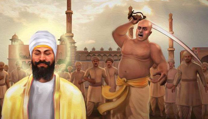 Guru Teg Bahadur - How is Vaisakhi celebrated