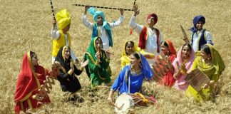 How is Vaisakhi celebrated