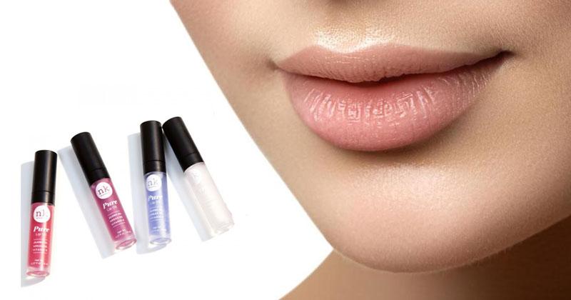 Lip Oils for soft lips