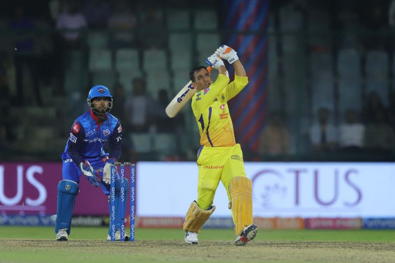 MS Dhoni - Chennai Super Kings - IPL
