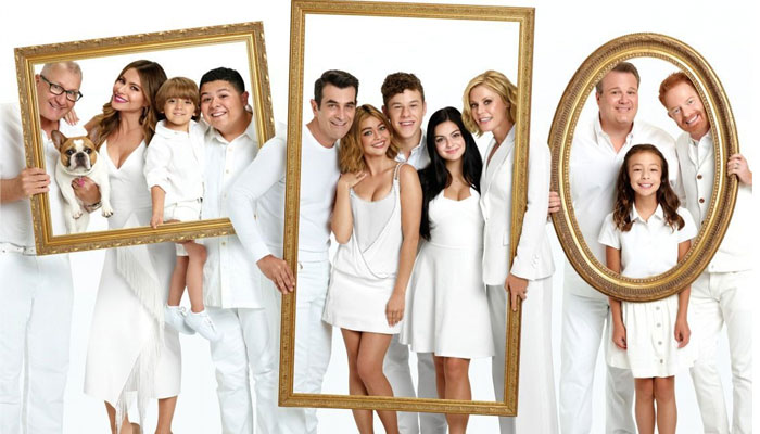 Modern Family-Shows ending in 2019