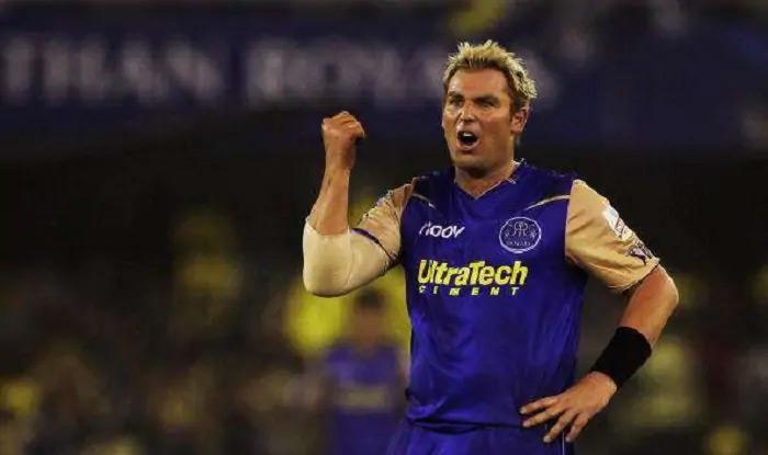 Shane Warne - Rajasthan Royals - IPL