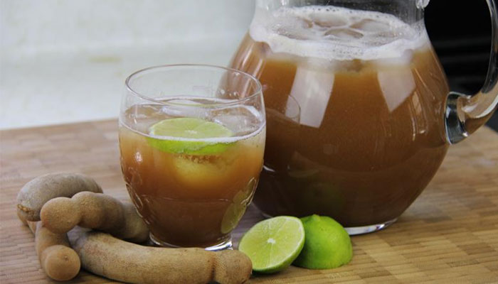 Tamarind Drink-Remedies For Heat Stroke