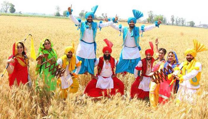 celebrate the Vaisakhi festival