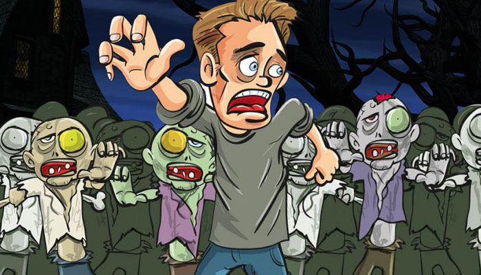 What would you do in a possible zombie apocalypse?