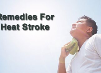 Remedies For Heat Stroke