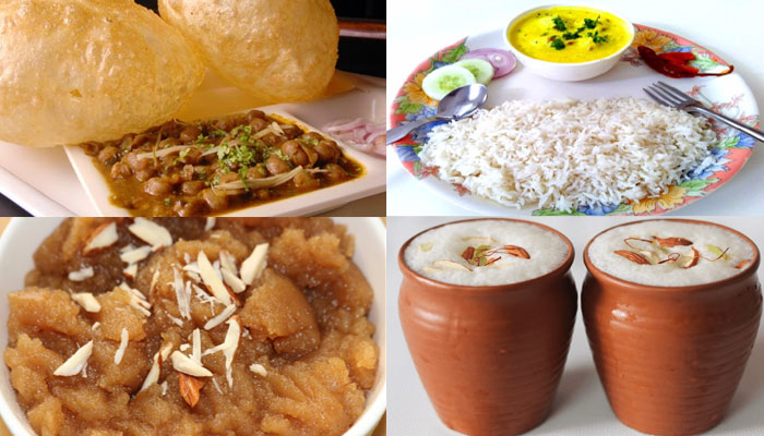 traditional food items-How is Vaisakhi celebrated