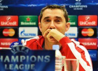 Barcelona Ernesto Valverde