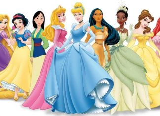 Bollywood Actresses as Disney Princesses