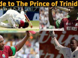 Brian Lara The Prince of Trinidad