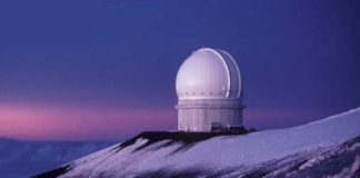 world's largest telescope