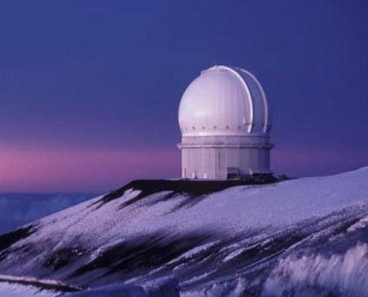 world's largest telescope