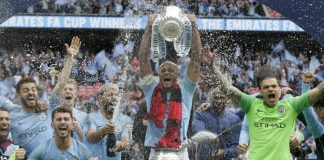 Manchester City Seal Domestic Treble With FA Cup Final Triumph