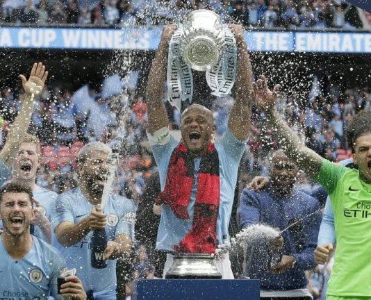Manchester City Seal Domestic Treble With FA Cup Final Triumph